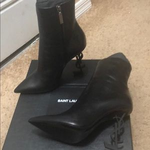 Saint Laurent booties NEW